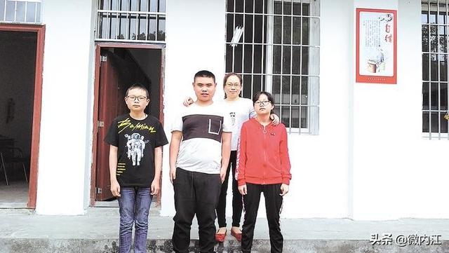 """内江威远县连界镇船石小学,一名教师、三个学生的""""袖珍小学"""""""